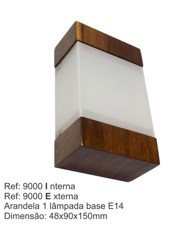 Luminárias de alto padrão - Phanda